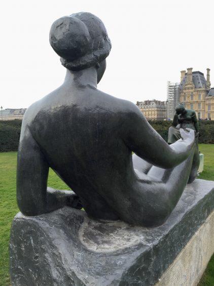 NYC ♥ NYC: Aristide Maillols Monument à Paul Cézanne