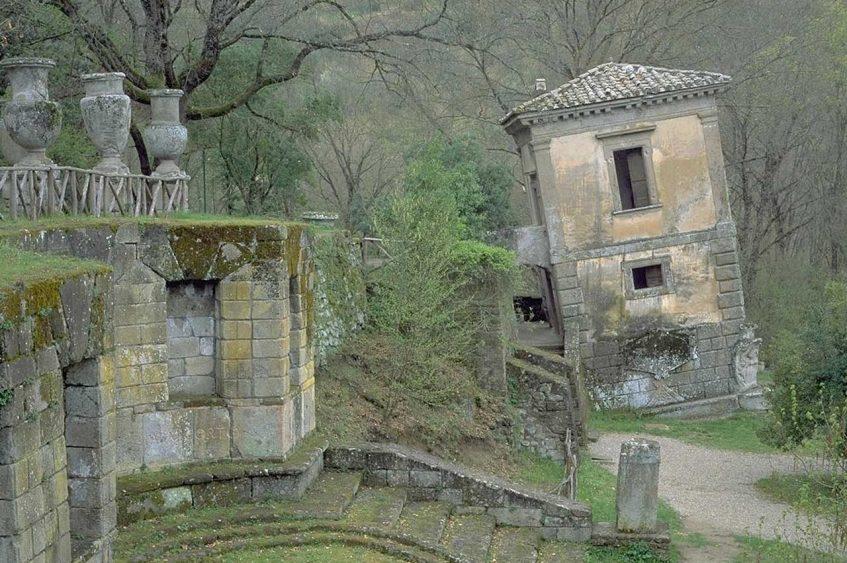 Trois jardins de sculptures en toscane italie sculpture for Jardin de toscane
