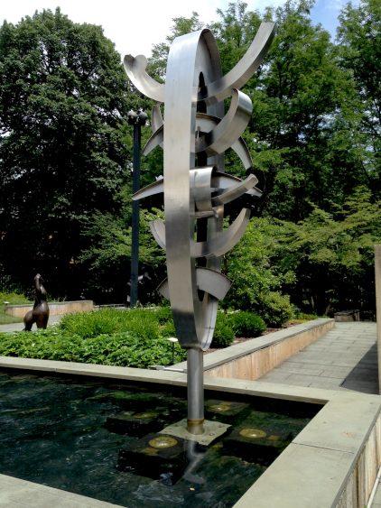 The Baltimore Museum of Art Sculpture Gardens – Sculpture Nature