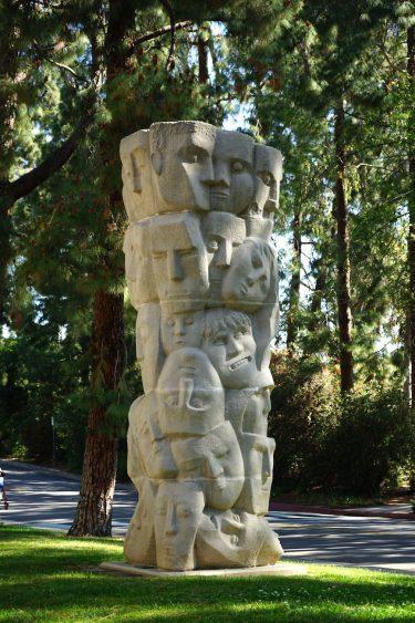 Franklin D Murphy Sculpture Garden Ucla University Of California Los Angeles Sculpture Nature