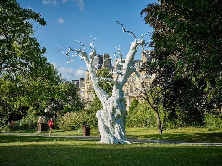 Frieze Sculpture Park 2017 In Regent S Park London Sculpture Nature