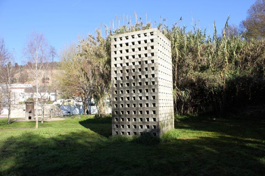Parc de sculpture Almourol au Portugal